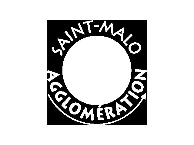 logo saint-malo agglo