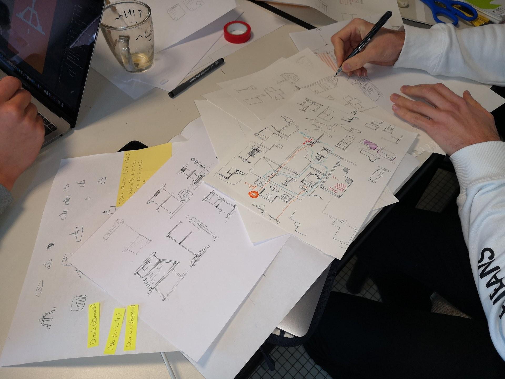 espace croquis institut design