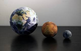 Les satellites galiléens