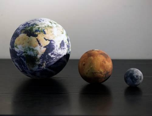 Little Planet Factory : le Système solaire dans ta poche