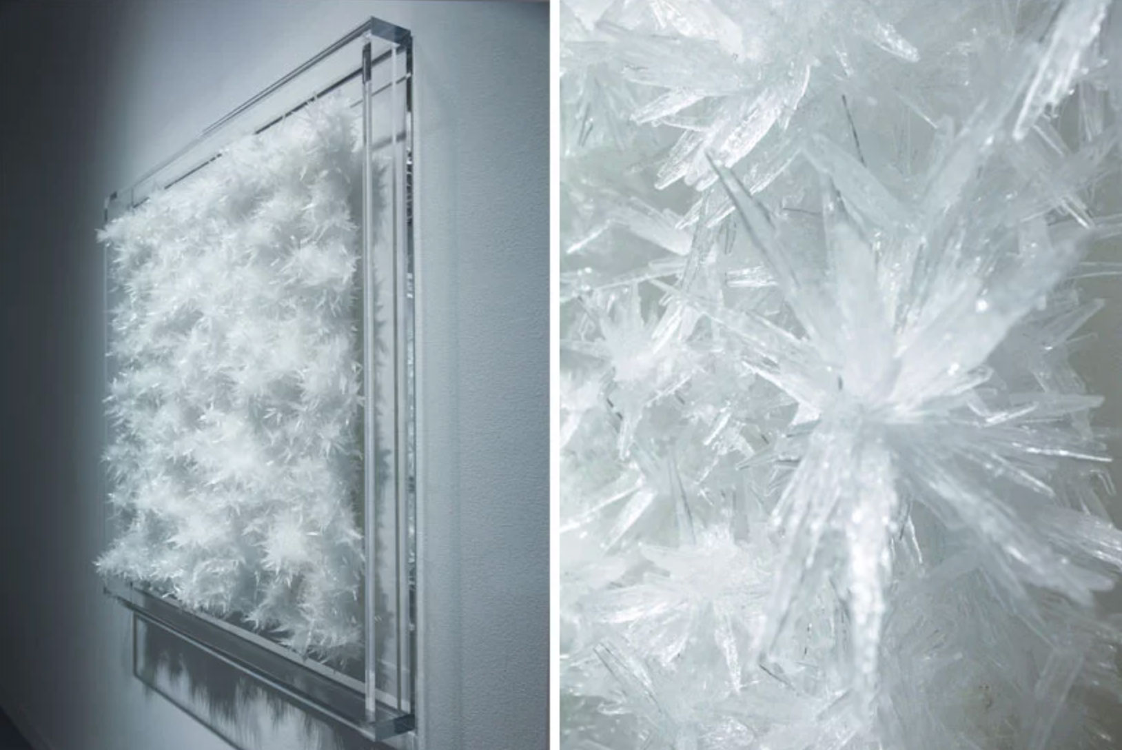 Tokujin Yoshioka, iceblock / institut design
