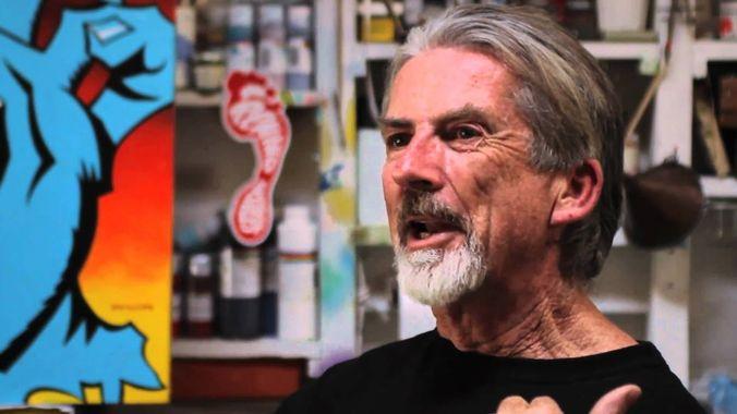 Portrait de Jim Phillips