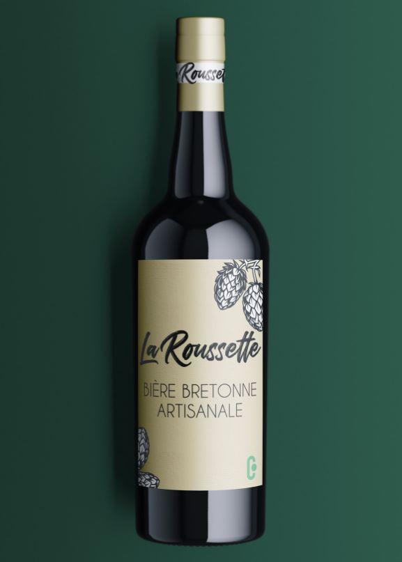 La Roussette Bière Bretonne Artisana magasin du caboteurle