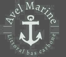 Logo Avel-Marine – Littoral Bas carbone /