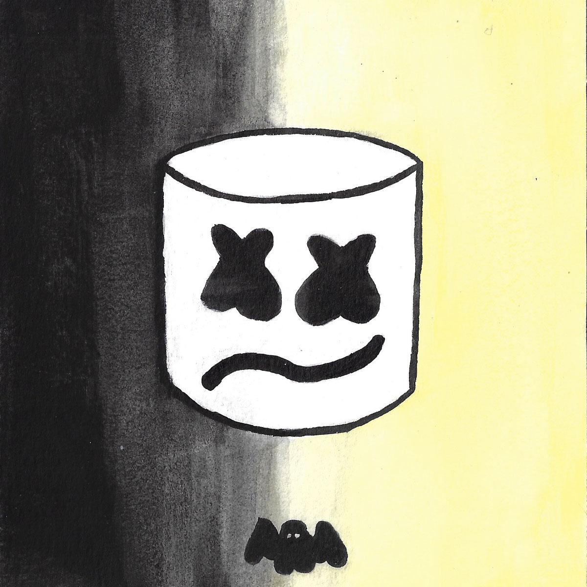 Illustration - 4 - groupe de musique