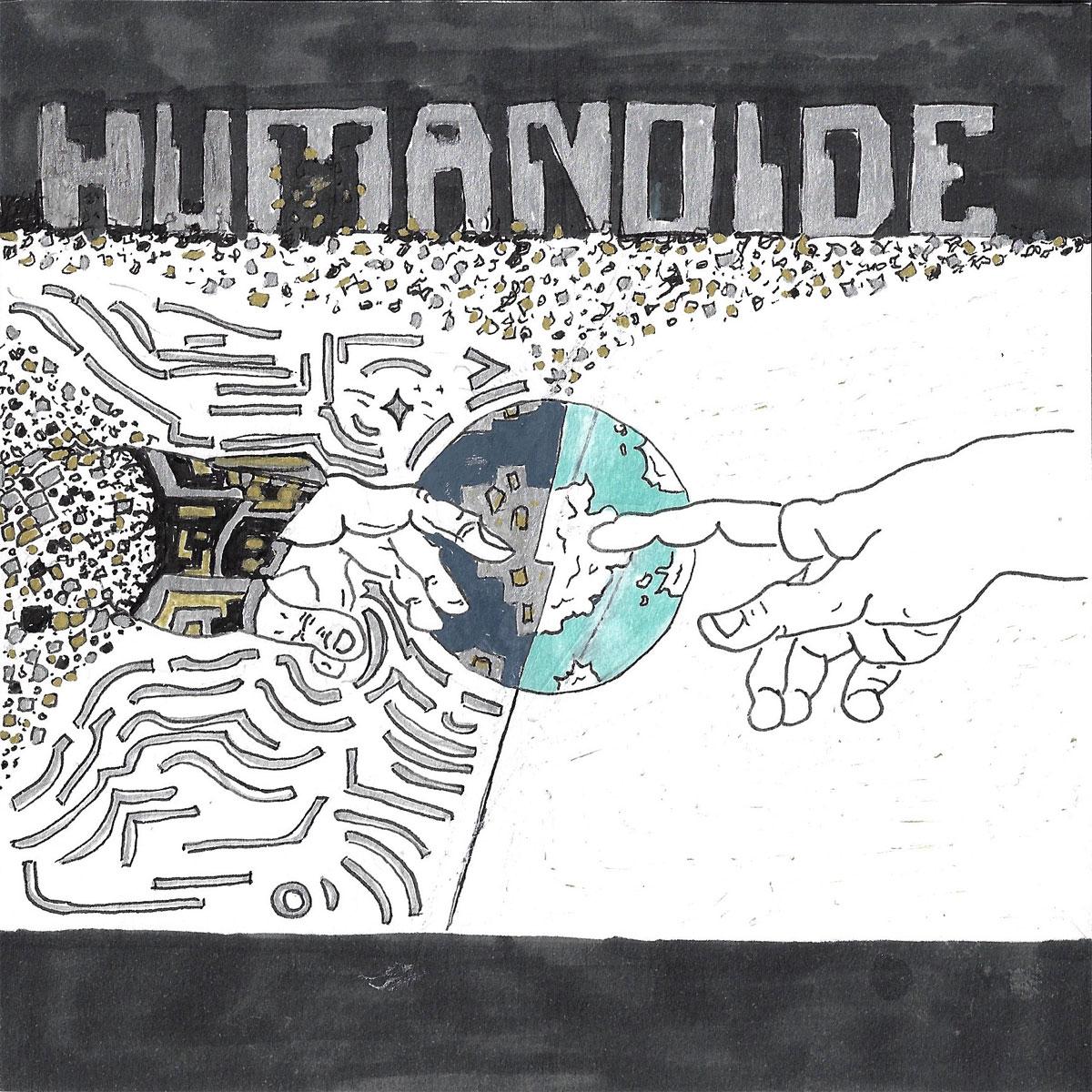 Illustration - 5 - Groupe de musique - Hugo villemonteix-Leroy