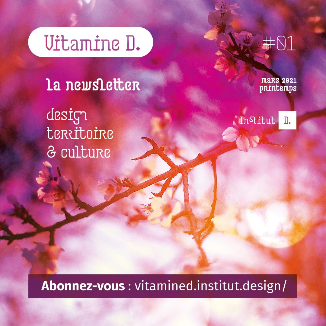 Carte vitamine D / newsletter