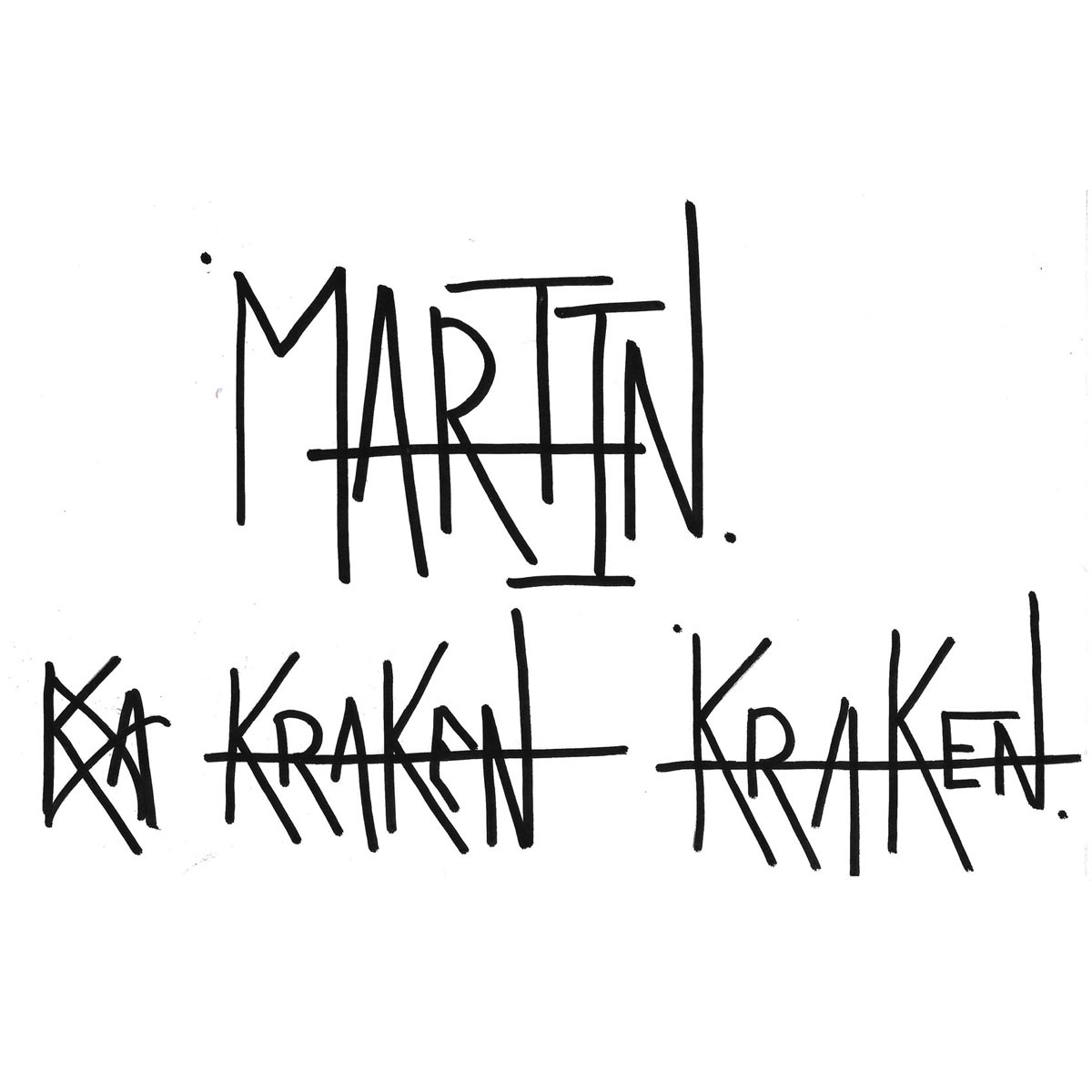 Martin Typographie