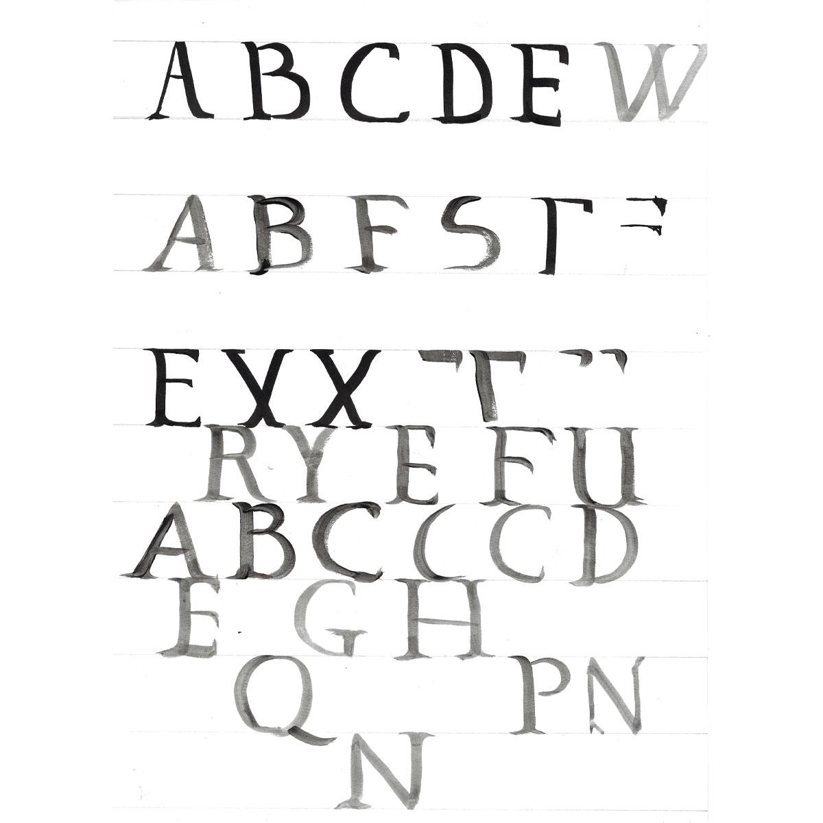 Typographie - 2