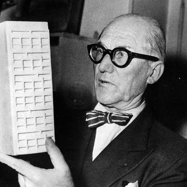 Charles-Édouard Jeanneret-Gris Architecte le Corbusier